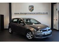 2013 13 VOLKSWAGEN GOLF 1.4 S TSI BLUEMOTION TECHNOLOGY DSG 5DR 120 BHP