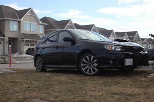2009 Subaru Impreza WRX Hatchback