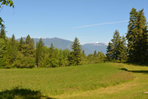 home on 20 acres in beautiful creston valley