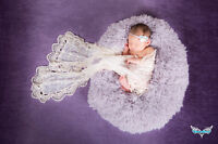 Newborn session with Diamond Road Photography for only $250