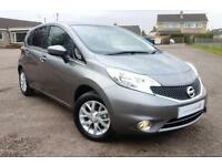 2017 66 Nissan Note 1.2 Acenta 5 DOOR PETROL MANUAL
