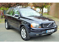 Volvo XC90 2.4 AWD 185 Geartronic 2006 D5 SE, FSH, NEW MOT, Just Serviced