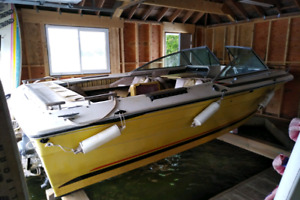 SeaRay 1980 for sale - Needs some work