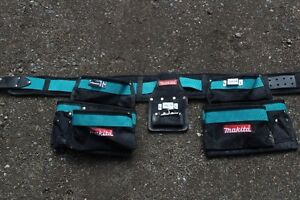 never been used makita tool belt