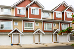 Bright and Beautiful Townhome in Langley