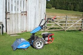 Cultivator - BCS two wheeled tractor