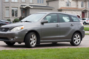 2007 Toyota Matrix XR Wagon