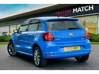 2015 Volkswagen Polo SE DESIGN Hatchback Petrol Manual