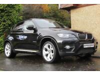 2009 BMW X6 3.0 30d SUV 5dr Diesel Automatic xDrive (217 g/km, 232 bhp)