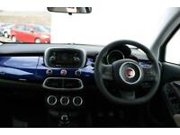 2016 Fiat 500X 1.4 Multiair Lounge 5dr Hatchback Petrol Manual