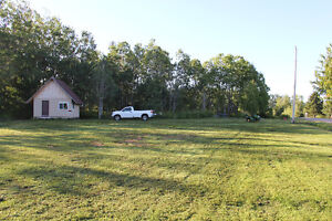 Cabin For Sale in Beautiful Malagash - Price Reduced to $35,000