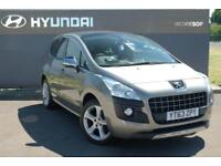 2013 Peugeot 3008 1.6 HDi 115 FAP Allure Diesel grey Manual