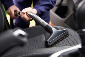 Vehicle Interior Detailing Starting at $99