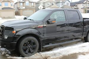 """2013 Ford f150 supercrew 5L fx4 appearance pkg 20"""" truck salvage"""