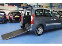 Citroen Berlingo Diesel Multispace Wheelchair accessible vehicle mobility car