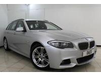 2010 60 BMW 5 SERIES 2.0 520D M SPORT TOURING 5DR AUTOMATIC 181 BHP DIESEL