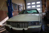 1995 Cadillac STS Seville