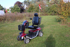 Pride persuit XL mobility scooter