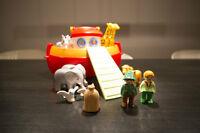 Playmobil 1 2 3 - Arche de Noé - Noah´s Ark