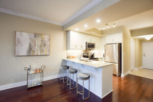 Luxury Furnished Downtown Condo For Lease