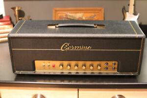 Germino Lead 55LV (Hand Wired 68 JMP - 1987 Circuit) -  Mint