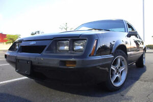 1986 Ford Mustang LX Coupe (2 door)