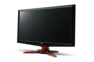 ACER GD235HZ 24-inch 120Hz 3D LCD Monitor (x2)