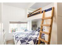Bespoke Luxury Bunk Bed / High Sleeper