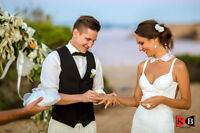 Wedding video and photo combo specials up to $500 OFF
