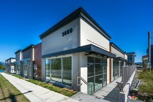 Brand New Commercial Retail/Office Space for-sale in Abbotsford.