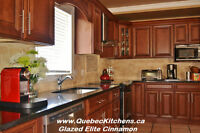 LogiRenov: Kitchen Cabinets, Granite Counter QuebecKitchens Inc