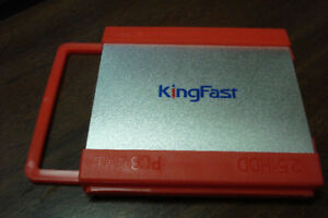 Kingfast 128 GB SATA SSD hard drive