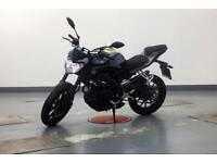 Yamaha MT-125 Naked