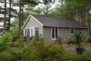 Central Seaside Vacation Rental near Mahone Bay Nova Scotia