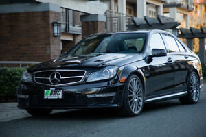 2012 Mercedes-Benz C63 AMG Sedan - Performance Package