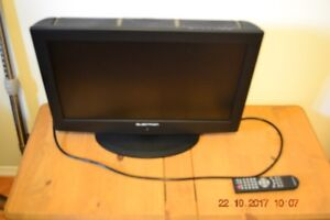"24"" Electron Lcd Tv with remote"