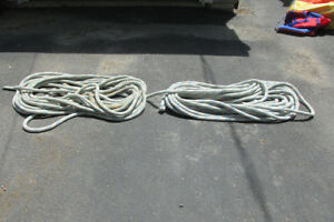 "200' of 1"" rope"