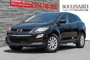 Mazda CX-7 GX GROUPE DELUXE CUIR TOIT OUVRANT  2011
