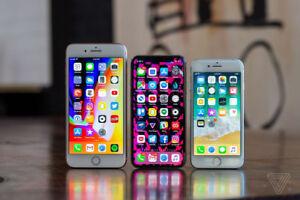 Huge sale on iPhone 5c, 5s, SE, 6, 6s, 8, 8 Plus, X, &Xs Max!