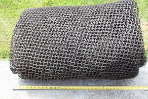 Used High Quality Commercial Fishnet Garden Ponds Sports Decor Comox / Courtenay / Cumberland Comox Valley Area image 2