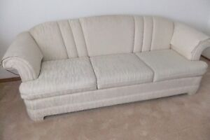 Chesterfield and Matching Arm Chair