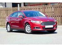 2016 Ford Mondeo Zetec Hatchback Diesel Manual