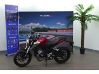 2018 Honda CBF125 125 Naked Petrol Manual