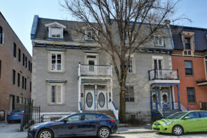 4 1/2 Fully Furnished,TurnKey, Downtown/Village/Plateau