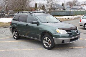 2006 Mitsubishi Outlander LS VUS