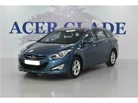 2014 Hyundai i40 CRDi Blue Drive Active Estate Diesel Manual