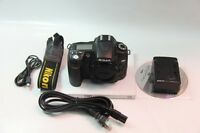 Great Nikon D90 12MP DSLR Camera Body
