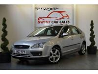 2007 07 FORD FOCUS 1.8 SPORT S LIMITED EDITION 5D 115 BHP DIESEL
