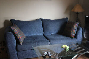 Matching couch and loveseat Kitchener / Waterloo Kitchener Area image 1