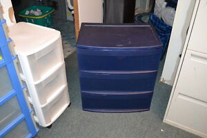 Three Storage Carts - Great for Crafts, etc. Cambridge Kitchener Area image 3